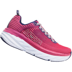 Hoka One One W's Bondi 6 Running Shoes boysenberry/blue depths
